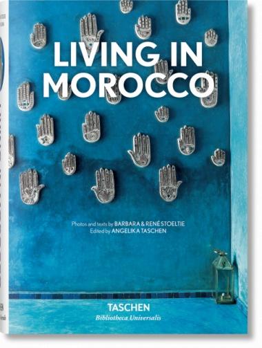 Taschen Taschen Living in Morocco