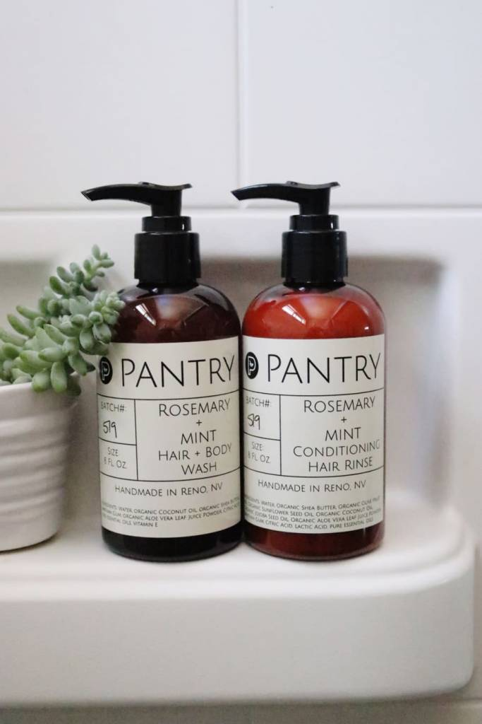 Pantry Products Pantry Products Refreshing Hair + Body Wash