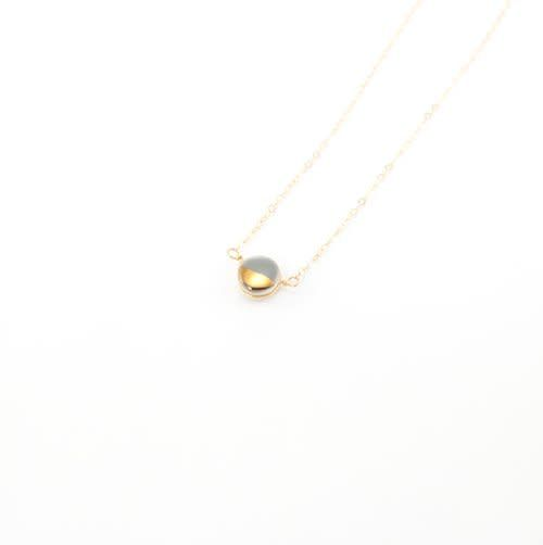Zoe Comings Zoe Comings Teeny Pebble Necklace 16""