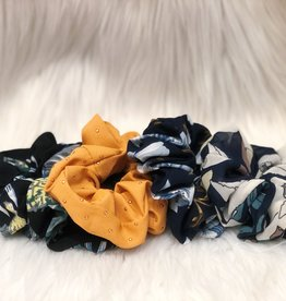 SCRUNCHIE 4-PACK