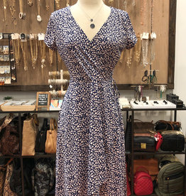GILLI LEOPARD DRESS