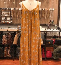 MILLIBON FLORAL CAMI LOOSE DRESS