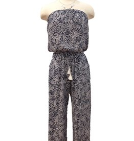 TUBE HIP POCKET JUMPSUIT