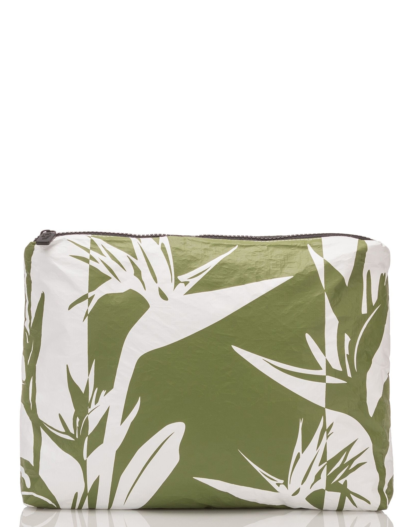 ALOHA COLLECTION MID BIRDS IN PARADISE SEAWEED