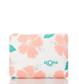 ALOHA COLLECTION MID GUAVA HIBISCUS