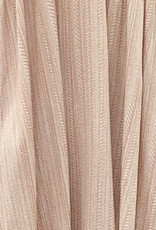 D8955-1I COMBED WAVE FULL DRESS