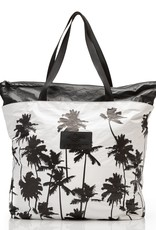 ALOHA COLLECTION DAY TRIPPER COCO PALMS WHITE