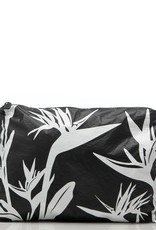 ALOHA COLLECTION MID BIRDS IN PARADISE BLACK