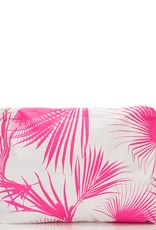 ALOHA COLLECTION MID DAY PALMS NEON PINK