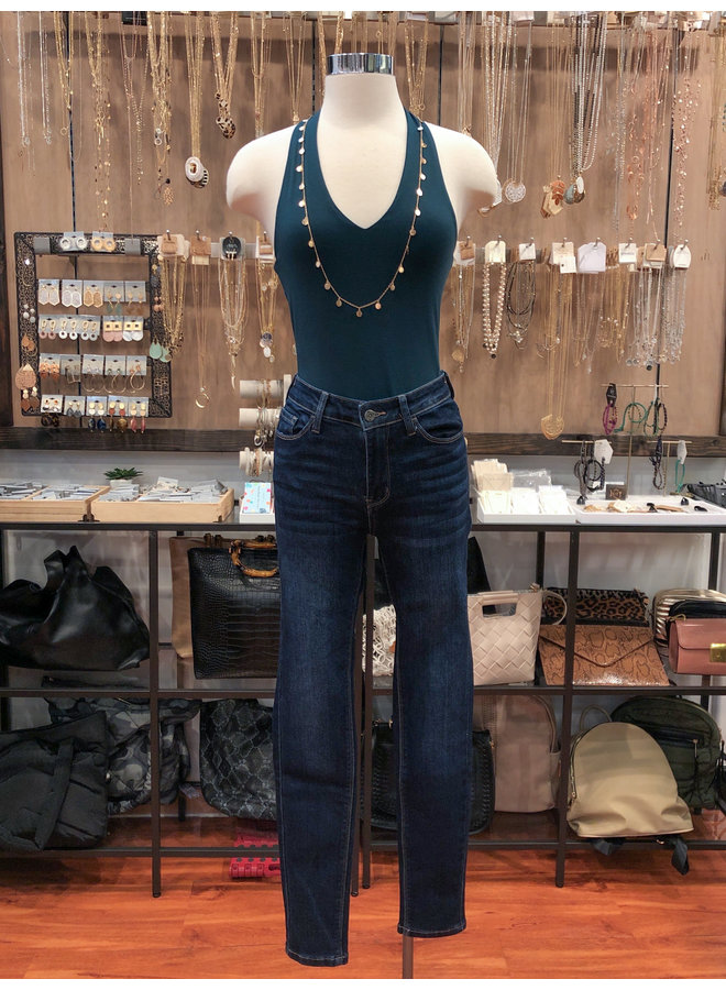 BS16754 HALTER NECK BODYSUIT