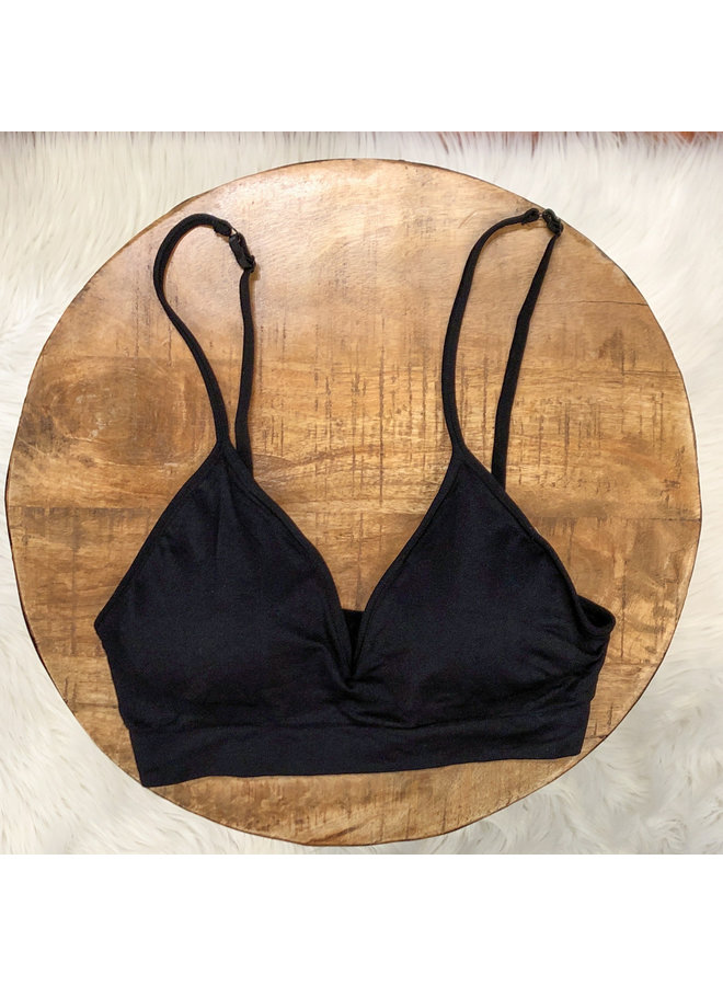 TRIANGLE BRALETTE C/D CUP