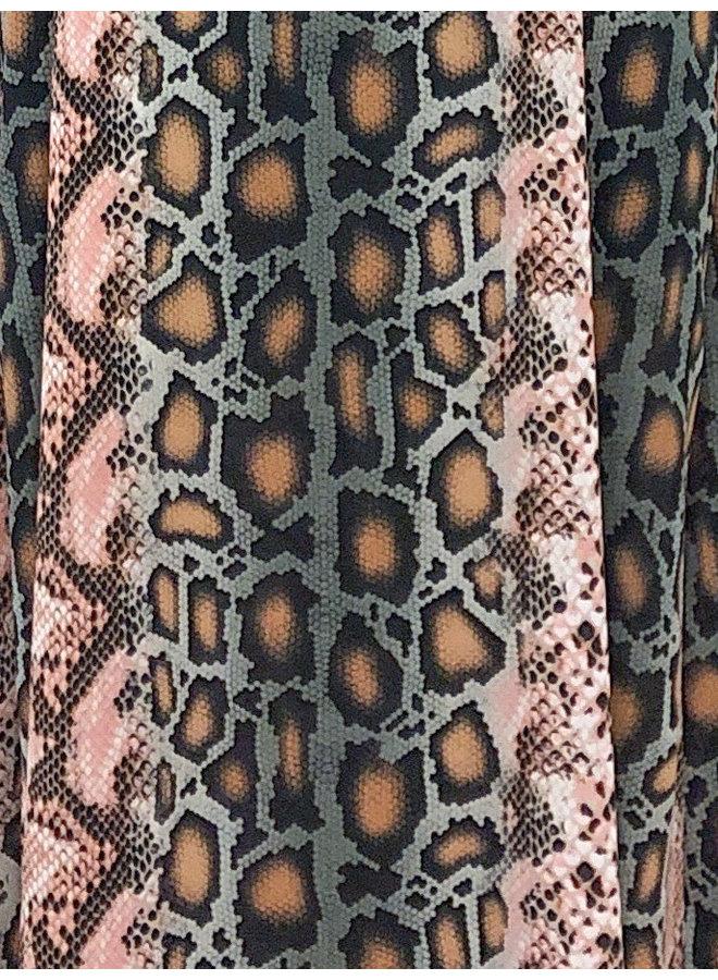 D73816-03 WOVEN MAXI DRESS