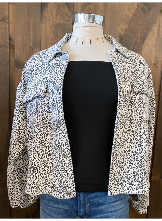 EJ91256TY DOTTED JACKET