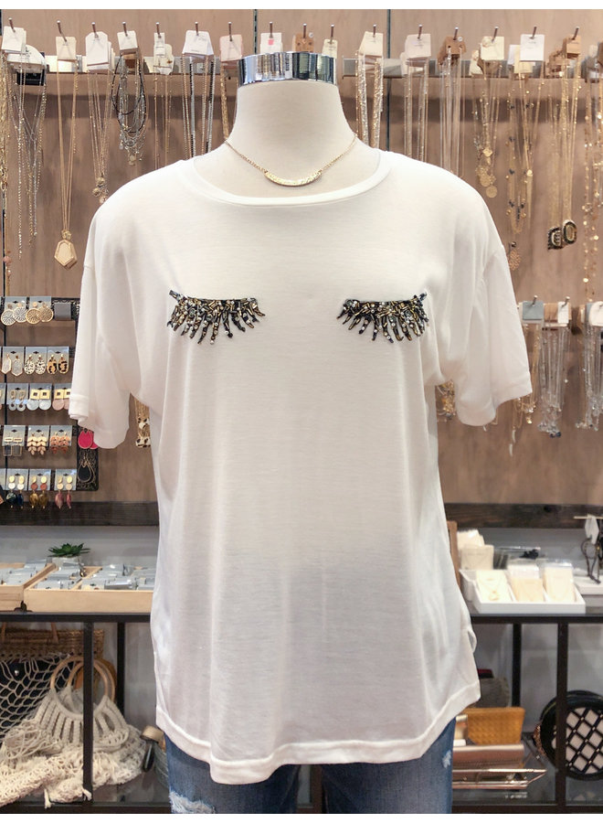 FLASH THE WINGS TOP