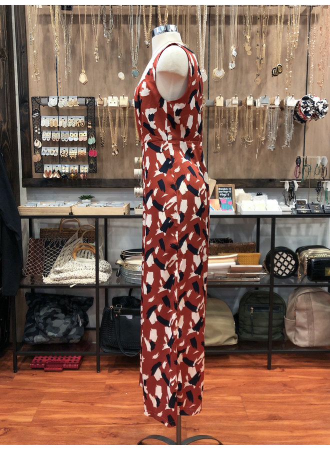 P6804-CI RELAXED FIT JUMPSUIT
