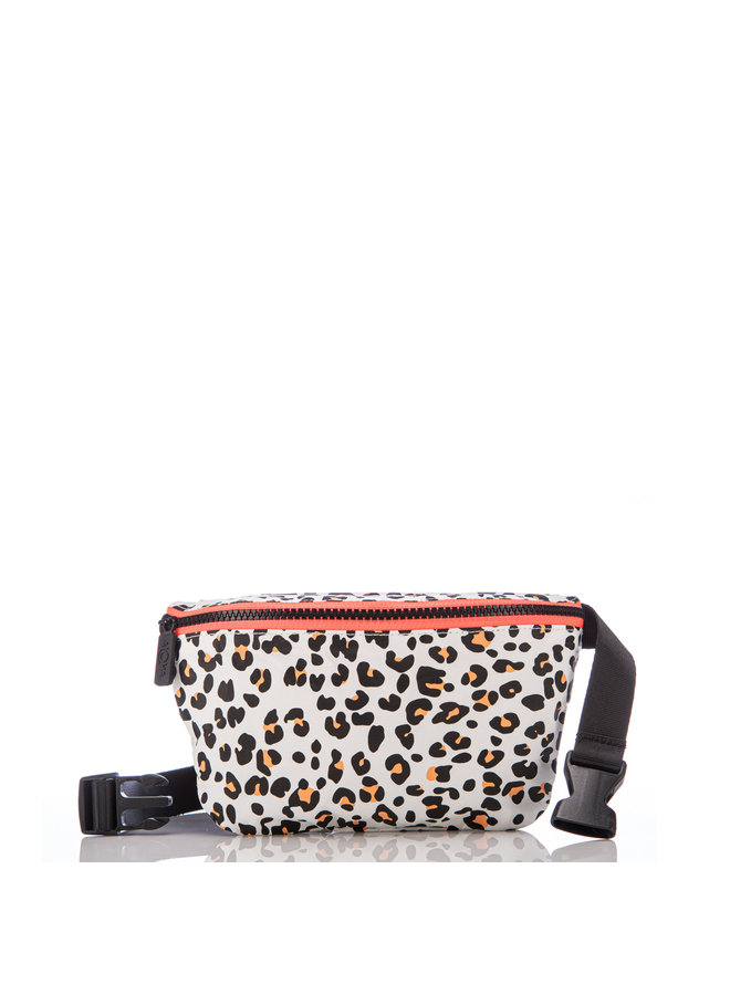 ALOHA COLLECTION HIP PACK LEOPARD CUB