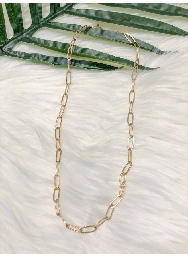 MASK CHAIN SHORT-LARGE LINKS