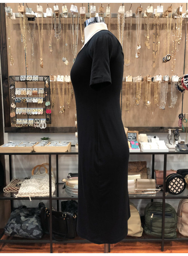 D16905 BODYCON DRESS