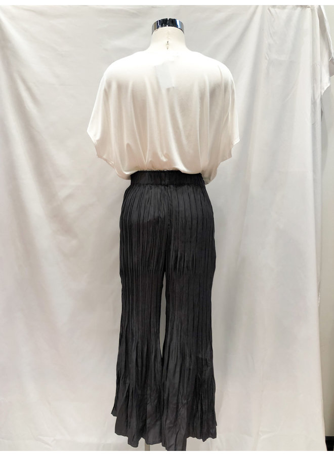 50188 PLEATED WIDE PANTS