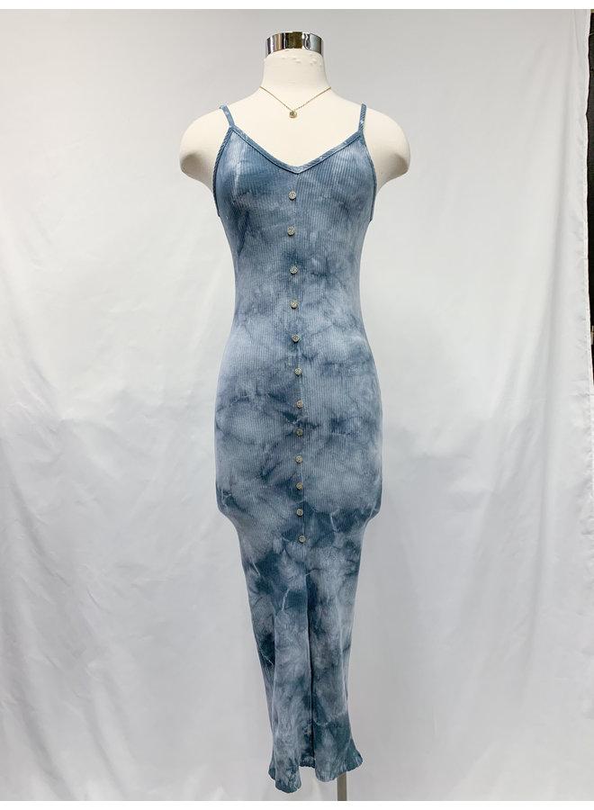 D17192E MODAL BODYCON DRESS