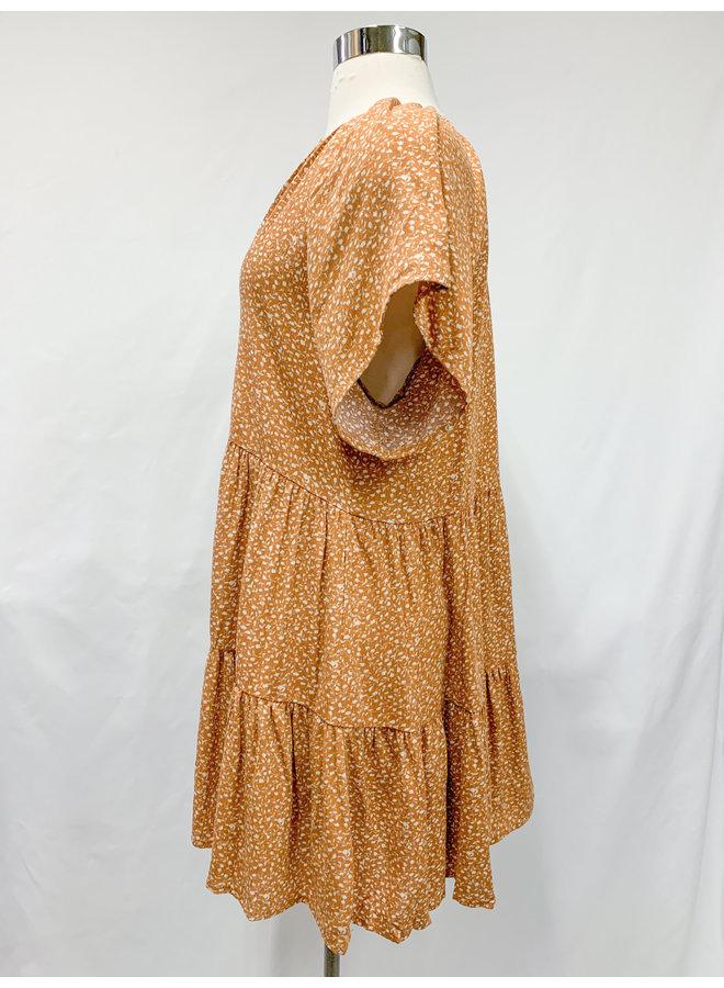 D30597I DIZZY COMFY DRESS