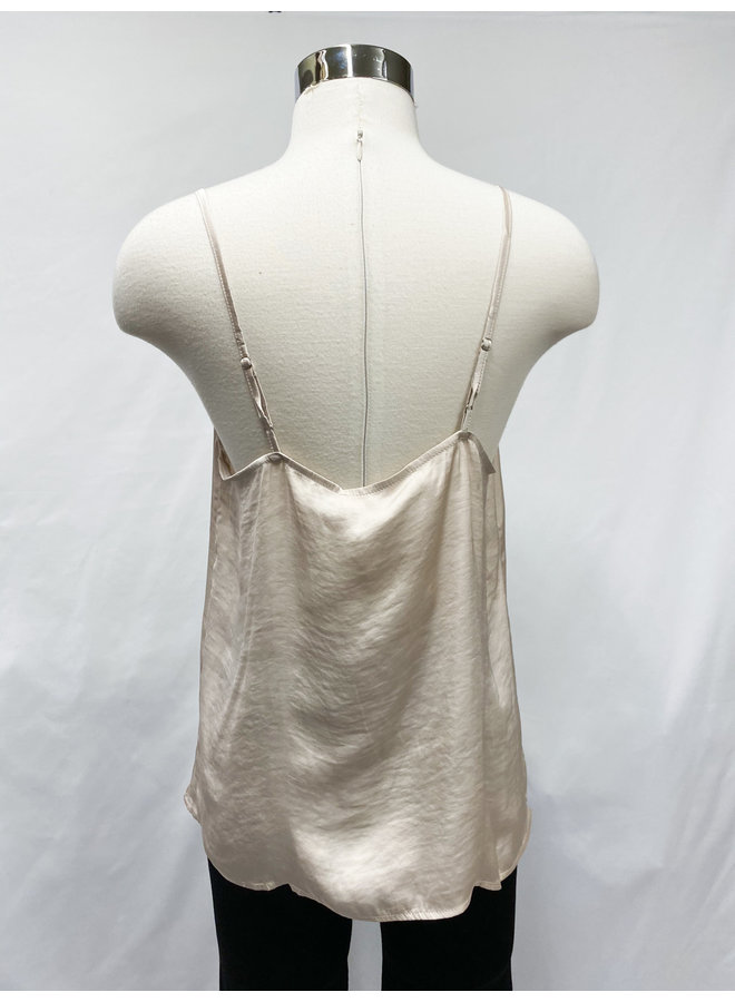 40711 LACE FRONT TANK