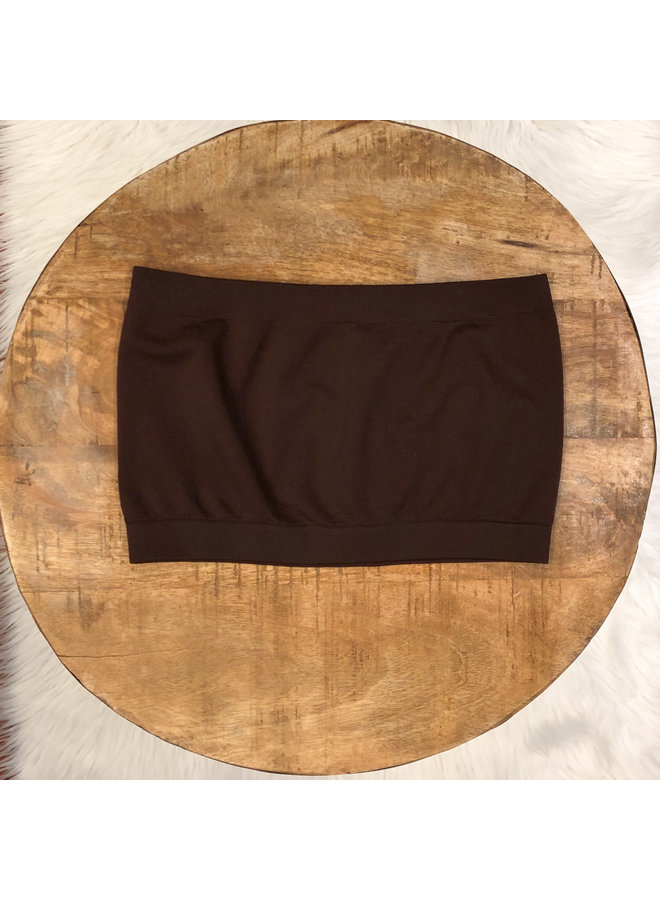 NON-PADDED BANDEAU