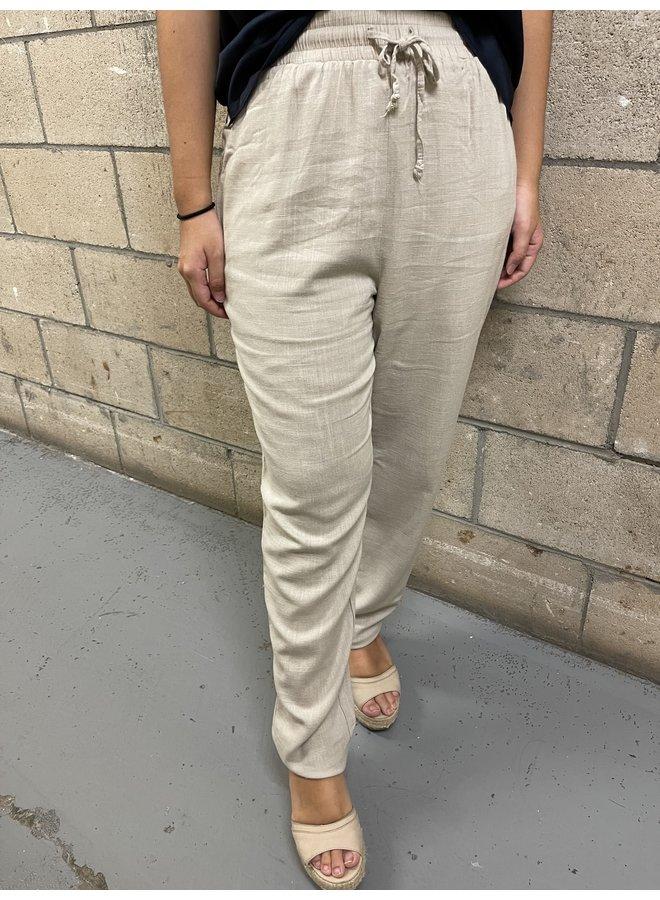 WL20-4075 WOVEN PANTS