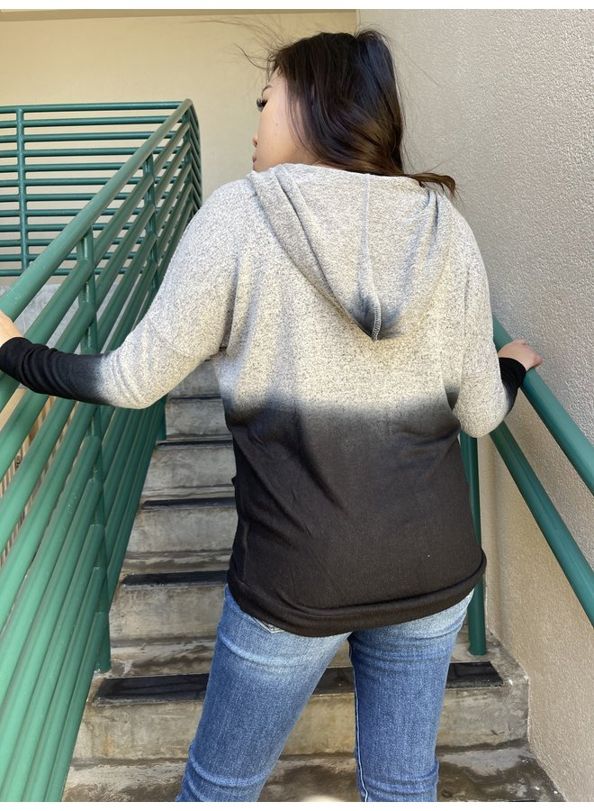 GT734 PULL OVER HOODIE