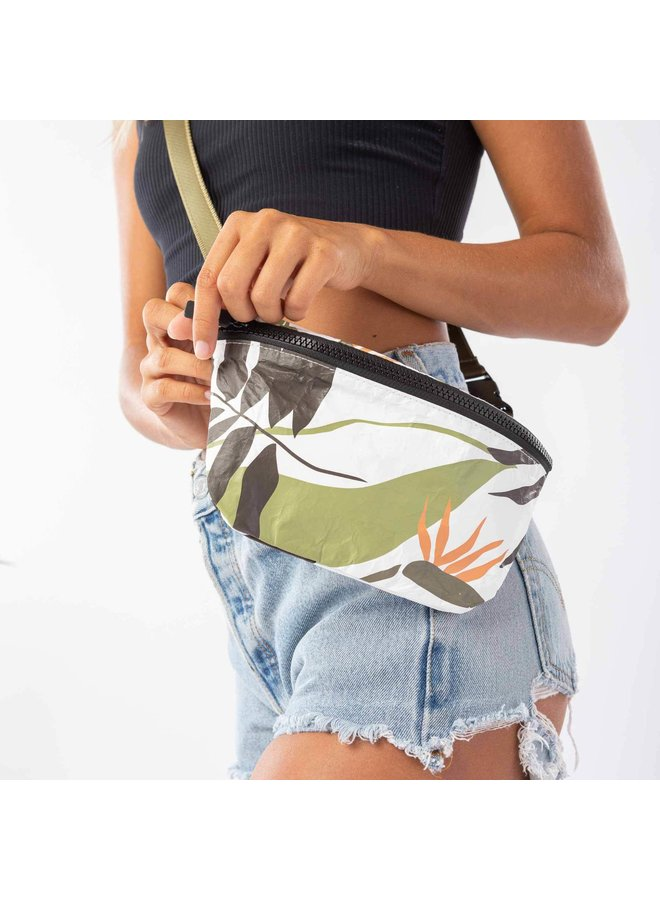 ALOHA COLLECTION STRAP EXTENDER KHAKI GREEN