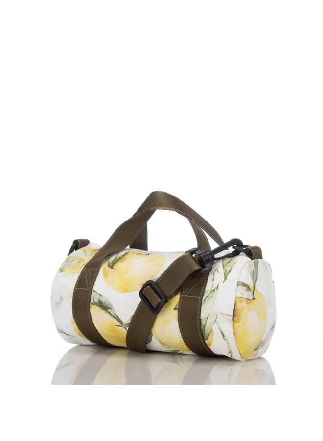 ALOHA COLLECTION MINI MINI DUFFLE LIMONCELLO