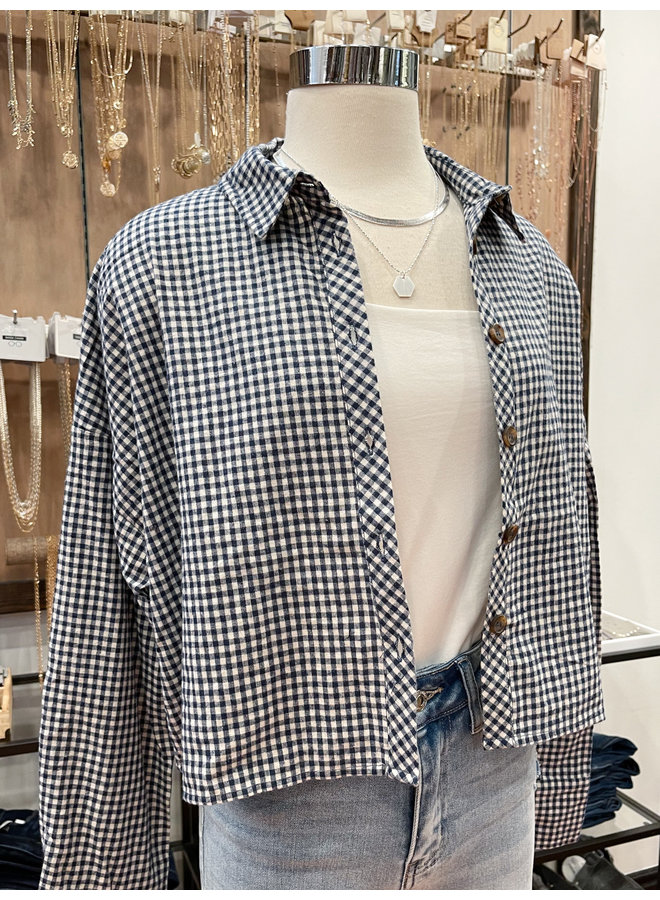 YT025C2-S BABY CHECKERED FLANNEL
