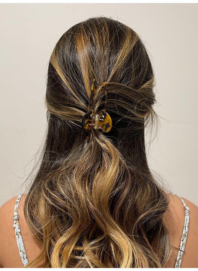 CLAW HAIR CLIP-TORTOISE