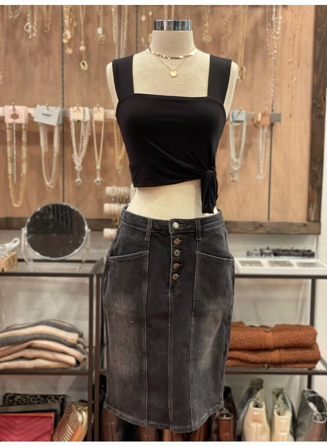 DOUBLE LAYERED CROP TANK