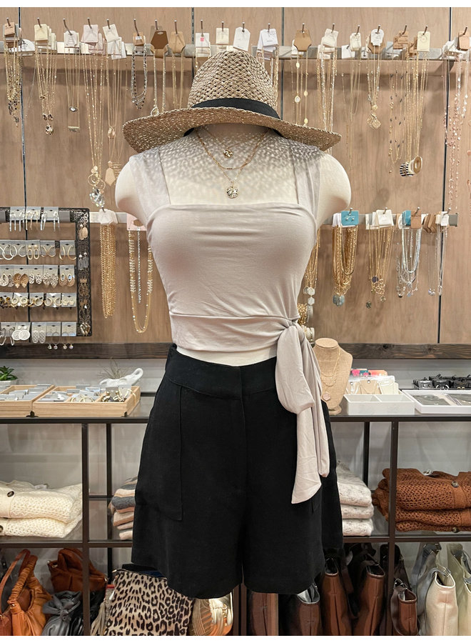 T30173 DOUBLE LAYERED CROP TANK