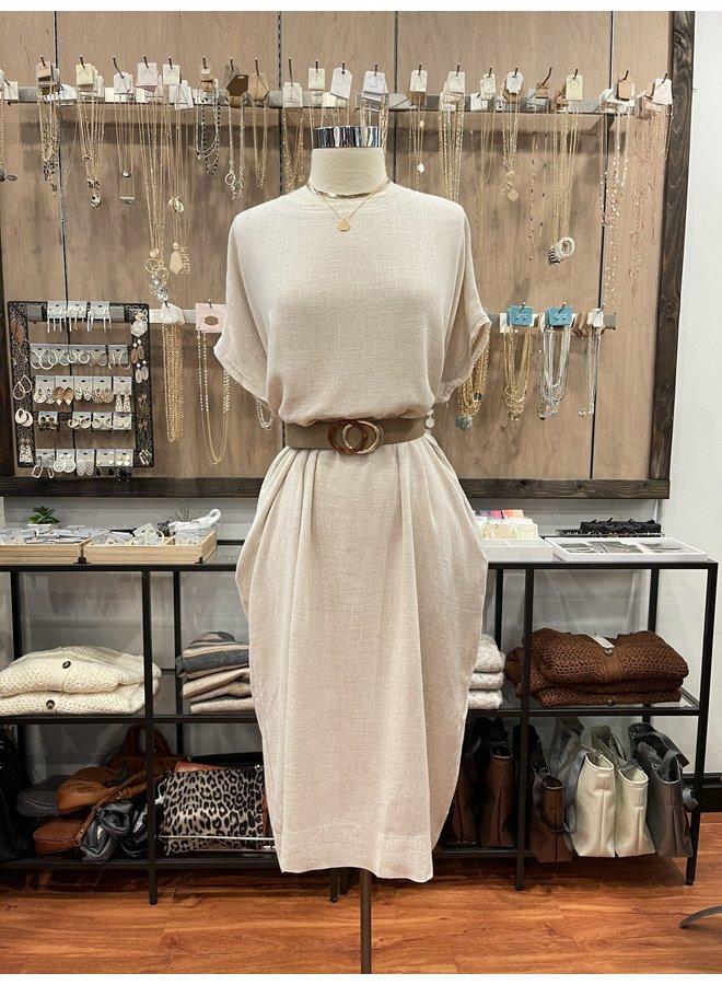 VEN DRESS *2 colors available*