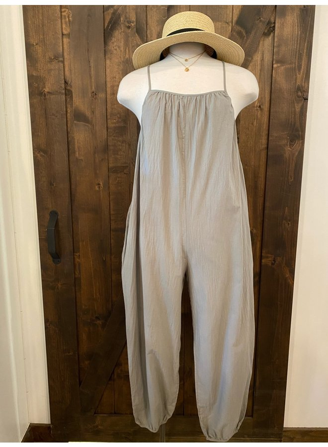 70177 COTTON ONESIE JUMPSUIT