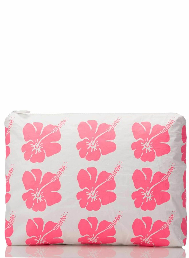 ALOHA COLLECTION MID HIBISCUS BLOOM ELECTRIC