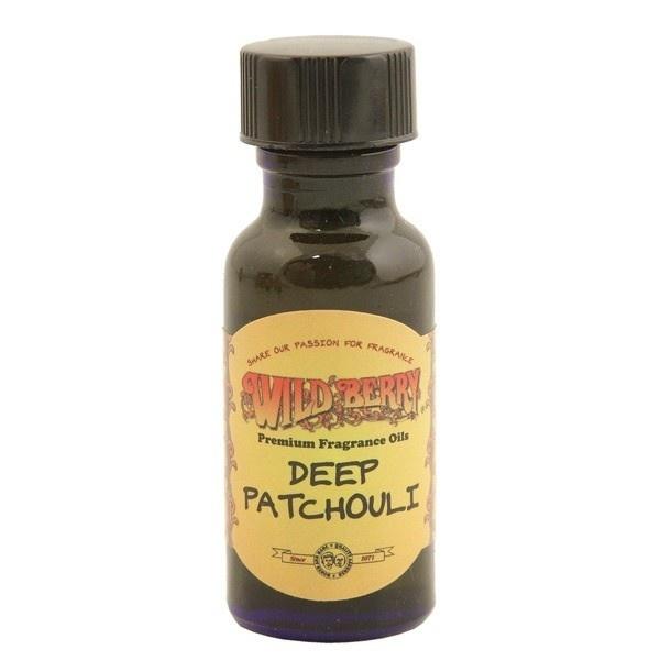 Wild Berry Deep Patchouli Fragrance Oil