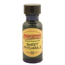 Wild Berry Sweet Patchouli Fragrance Oil