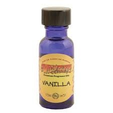 Wild Berry Vanilla Fragrance Oil
