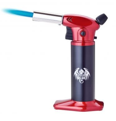 SPECIAL BLUE Toro Torch Red
