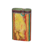 Multi Color Wood Small Dugout