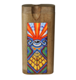 Dougs Large Dugout Color Inlay Pyramid