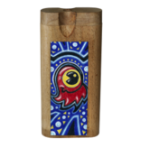Dougs Large Dugout Color Inlay Pac-Ghost