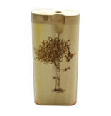 Dougs Large Dugout Laser Tree Hippie