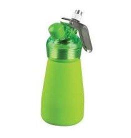 1/2 Pint Aluminum Dispenser Green Suede