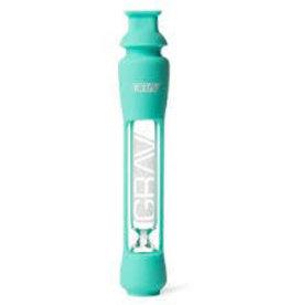 GRAV 12mm Taster w/ Silicone Skin Blue