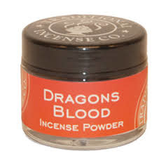 Incense Powder Dragon Blood 20g