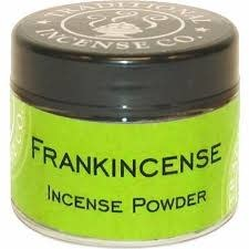 Incense Powder Frankincense 20g